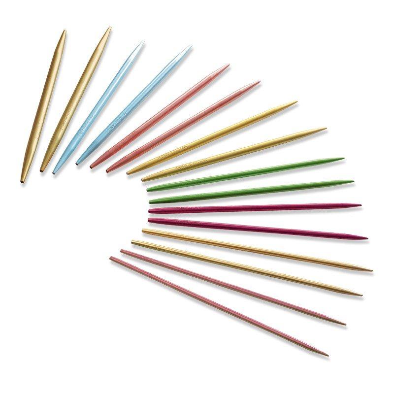 Pony Colour Nadelspitzen kurz - 4,00 mm